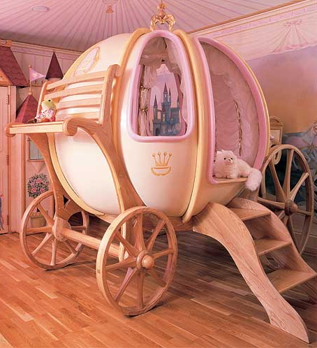 Cinderella Room Thank heavens for little girls