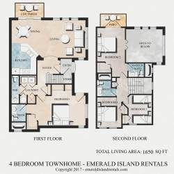 Small Crop Of 4 Bedroom Floor Plans