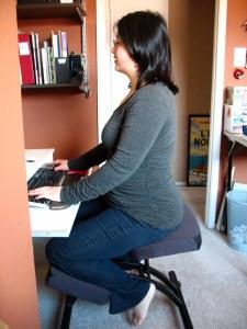 kneeling chair 21