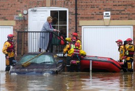 UK – Climate change adaptation: developing the 2017 Climate Change Risk Assessment
