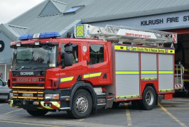 Ireland, Ambulance service under resourced in Claire forces Fire Brigade to attend emergency calls