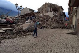 Merciless earthquake in central Italy, heavy shake in the middle of the night – BREAKING NEWS