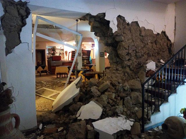 Ischia natural disaster: Multiple people missing after quake hits Italian island near Naples