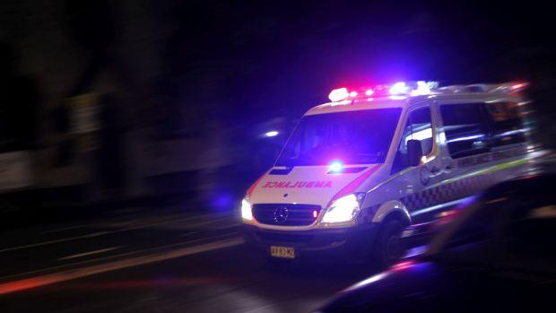 australian ambulance