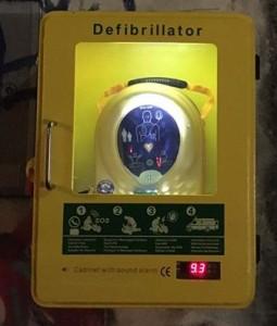 Defibrillatori con telecontrollo e sistema di comunicazione con il 118 integrato. Una soluzione sempre funzionante che permette di operare con le mani libere, senza il problema del telefonino