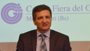 Germano Giancarli, presidente del Centro Fiera