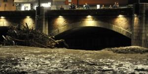 Italy Floods Parma