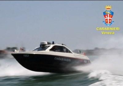 carabinieri venezia barca nucleo natanti ok 3-2