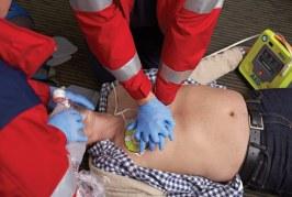 POSTER IRC – L'arresto cardiaco nello sport. I dati della Regione Lombardia e l'importanza della defibrillazione precoce