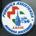 Il logo della P.A. Novara Soccorso