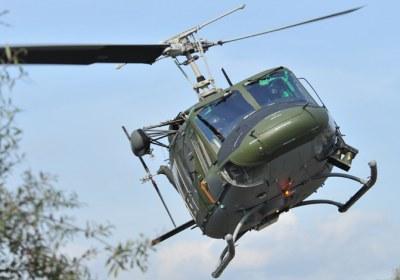 AB212 in volo