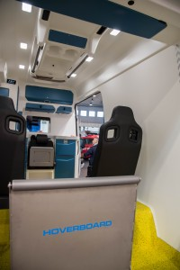 Spazioso e minimale il Crafter portato a REAS da Ambulanzmobil. Il modello Delfis è pensato per una equipe altamente professionalizzata con filosofia nord Europea