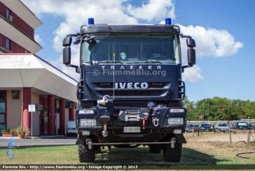 Fiammeblu presenta: Iveco Trakker 4×4 II serie dell'Arma dei Carabinieri