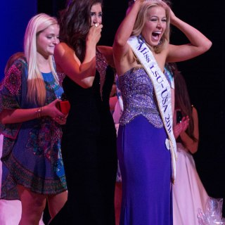 Getting personal - I'm talking about being crowned Miss LSU-USA and why I compete in pageants!