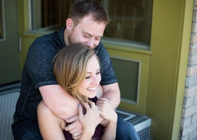 Kayleigh + Orion – Inglewood Engagement