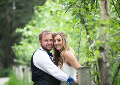 Kayleigh + Orion – Calgary, Fish Creek Park Wedding