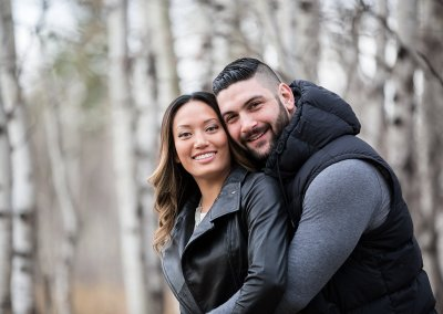 Riz + Leo – Fish Creek Park Engagement