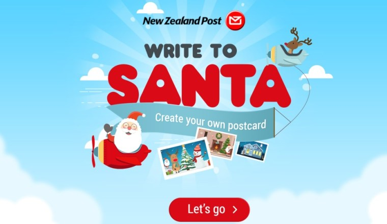 sponsored post santa my chicken emily writes