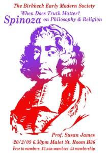 Spinoza Poster