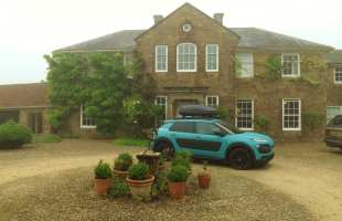 What I made of the Citroen C4 Cactus