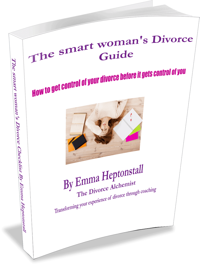 The smart woman's Divorce Checklist