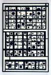 MATT MAGEE Abacus, 2009, oil on panel, 38 x 25.5cm