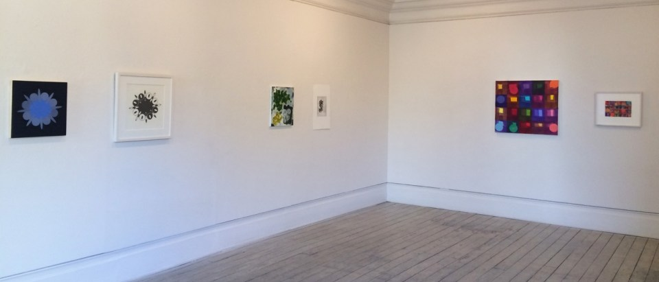 Current Exhibition: COUNTERPOINTS 6 April - 55 May 2017 Image: Installation view