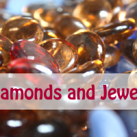 Diamond and Jewel Art