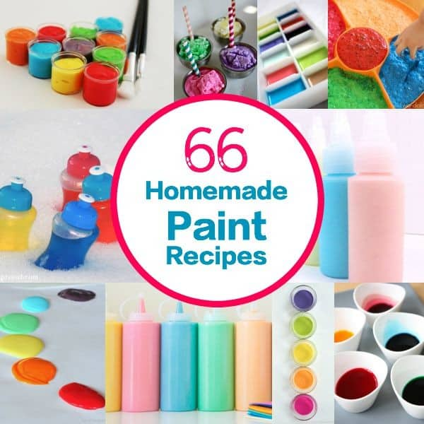 66 homemade paint recipes for children 39 s art and craft for Homemade arts and crafts
