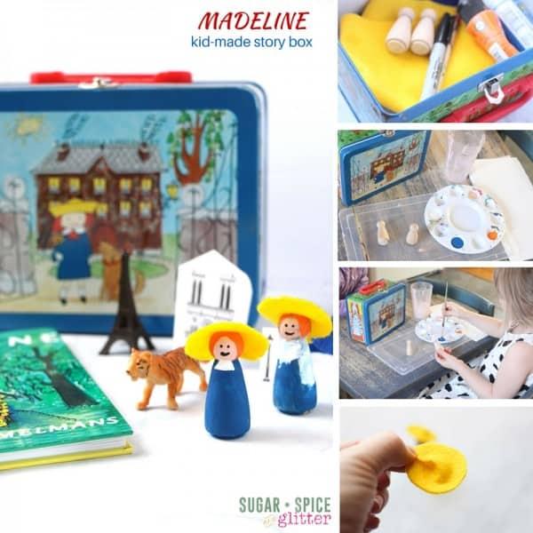 MADELINE-DIY-story-box-craft
