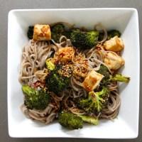 Broccoli & Tofu Teriyaki Bowl