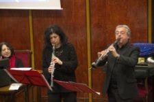 Guido Arbonelli e Natalia Benedetti