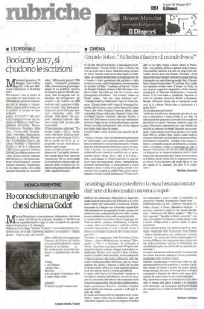 Il Dispari 2017-05-29 - Redazione culturale