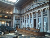 The Maryland State House... or the Austrian Parliament Building?
