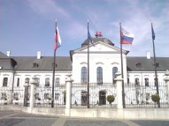 The Slovakian White House.