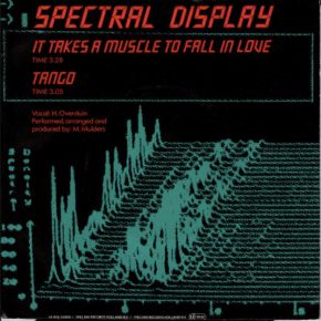 Spectral Display - It Takes A Muscle To Fall In Love
