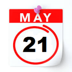 calendario maggio
