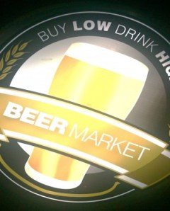 Beer Market Logo