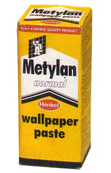 EMREHAN >>> ÜRÜNLERİMİZ >>> HENKEL >>> Adhesives >>> METYLAN Normal Wallpaper Adhesive