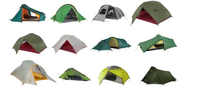 Comparatif : 12 tentes de randonnée légère – bivouac 3 personnes