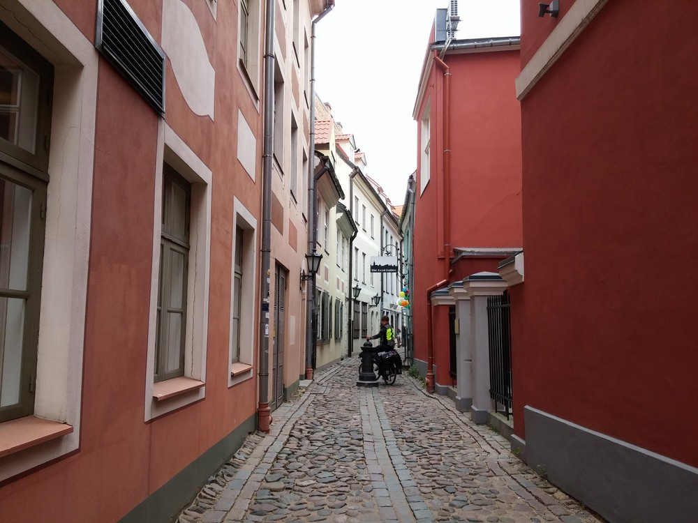 Jours 21, 22, 23 et 24 : De Riga à Tallinn