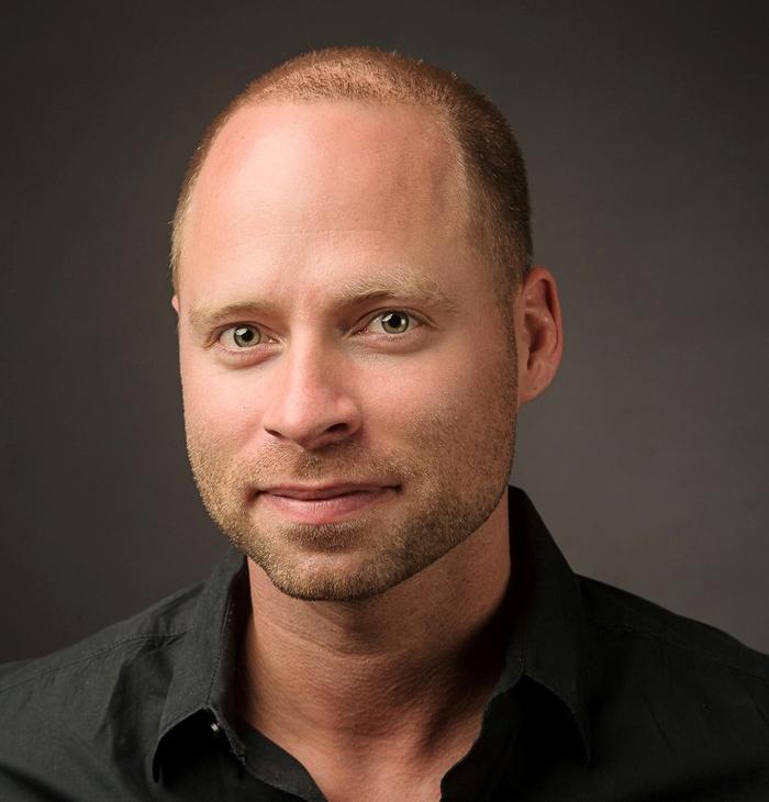 Daniel Royse - Headshot