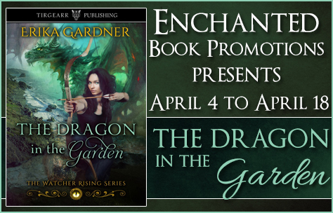 Dragon in the Garden blog tour