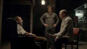 Big bad wolves (2013) de Aharon Keshales y Navot Papushado