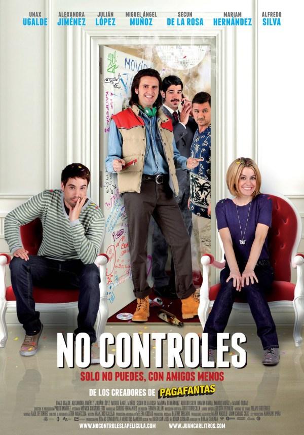 No controles (2010) de Borja Cobeaga