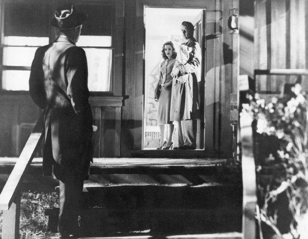 Retorno al pasado (1947) de Jacques Tourneur