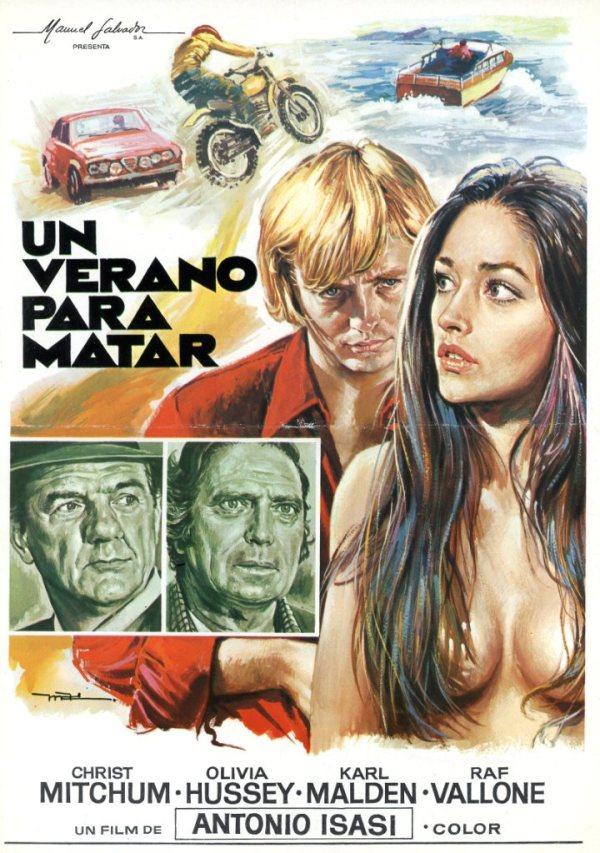 Un verano para matar (1972) de Antonio Isasi