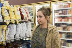 Crazy ex-girlfriend 1x02: Josh's girlfriend is really cool!