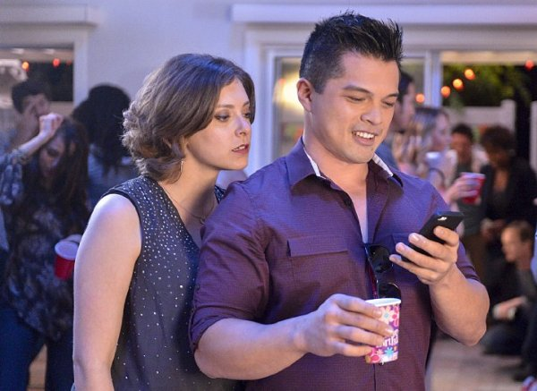 Crazy ex-girlfriend 1x03: I hope Josh comes to my party!