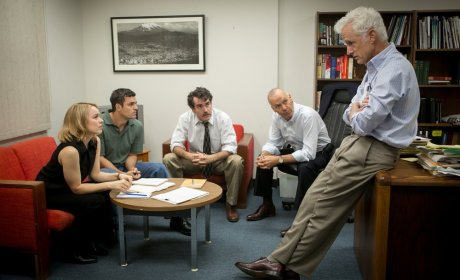 Spotlight (2015) de Thomas McCarthy